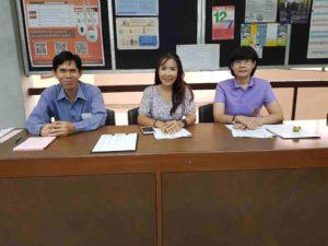 บุคลากรสำนักพัฒนาเทคนิคศึกษา เสนอชื่อกรรมการบริหารงานบุคคล วันที่ 30 ตุลาคม 2562 เวลา