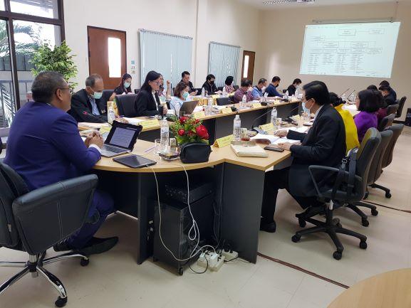 การประชุมคณะกรรมการประจำสำนักพัฒนาเทคนิคศึกษา